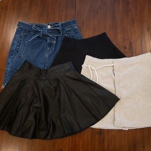 TALULA, PACSUN SKIRT Bundle!